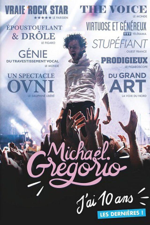 MICHAEL GREGORIO @ Les Arènes de Metz - Metz