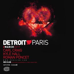 Detroit Love Paris
