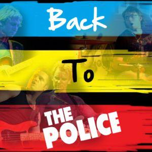 BACK TO POLICE @ Le Ferrailleur - Nantes
