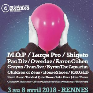 DOOINIT FESTIVAL - M.O.P / RSXGLD / HOUSE SHOES @ Antipode Mjc - Rennes