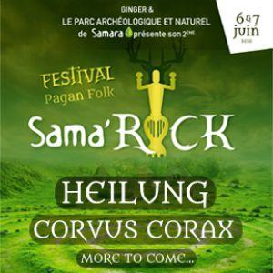 Sama'rock Festival - Samedi 06 Juin 2020
