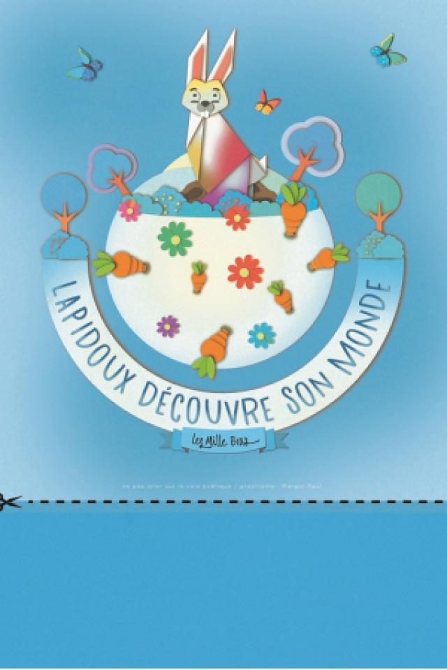 lapidoux decouvre son monde @ Théâtre des Grands Enfants - Grand Théâtre - CUGNAUX
