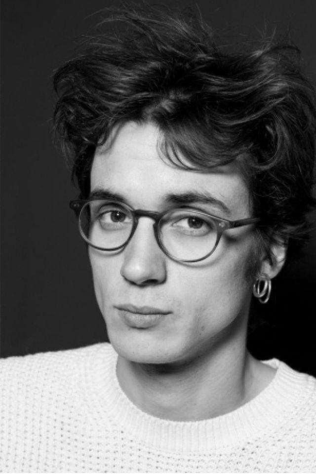Pierre Guénard (Radio Elvis) @ Maison de la poésie - PARIS