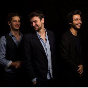 Fred Perreard Trio