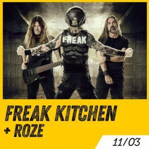Freak Kitchen + Roze