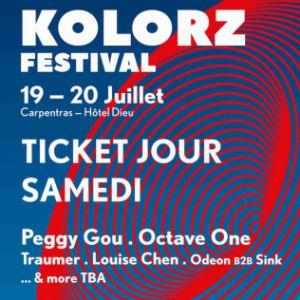 Kolorz Festival - Été 2019 - Samedi