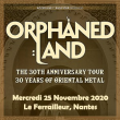 Concert Orphaned Land + Guests