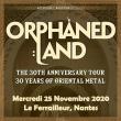 Concert Orphaned Land + Guests à Nantes @ Le Ferrailleur - Billets & Places