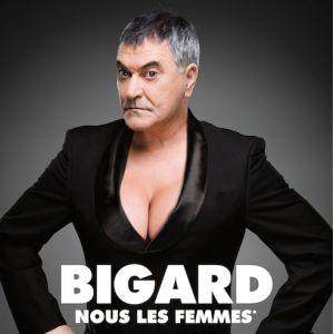 Jean Marie Bigard dans Nous les Femmes  @ THEATRE DE VERDURE DU MONT COTTON - BAGNOLS SUR CÈZE