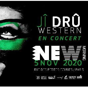 """Jî Drû """"Western"""" Avec Sandra Nkaké"""
