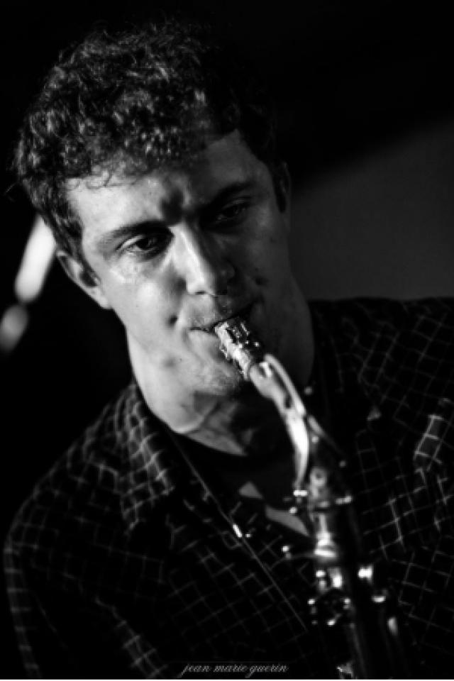 #JazzDeDemain  BALTHAZAR NATUREL QUARTET @ Le Baiser Salé Jazz Club - PARIS