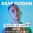 """Concert ASAF AVIDAN & BAND """"The Anagnorisis Tour"""" à SETE @ THEATRE DE LA MER - Billets & Places"""