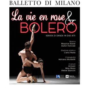 La Vie En Rose & Bolero De Ravel - Ballet De Milan