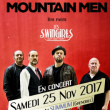 Concert MOUNTAIN MEN + INVITES  - 1 ère partie LES SWINGIRLS