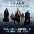 Concert Skald au Noumatrouff