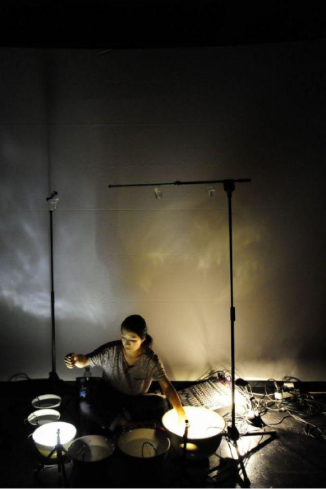 Evening #6 - Timeless & Water Bowls   @ Centre Pompidou-Metz - Studio - METZ