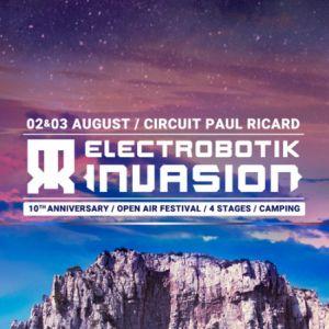 Electrobotik Invasion | Pass 2 Jours + Camping