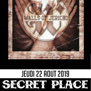 Walls Of Jericho + Stinky