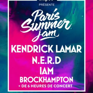 PARIS SUMMER JAM @ PARIS LA DEFENSE ARENA - NANTERRE