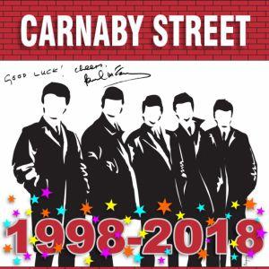 CARNABY STREET @  Espace Jean Ferrat - DRAP