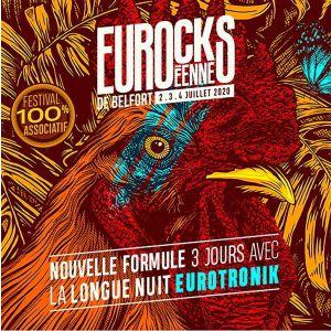 Les Eurockeennes De Belfort - Pass 3 Jours