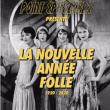 Soirée RÉVEILLON 2020 - LA NOUVELLE ANNÉE FOLLE à Paris @ Point Ephémère - Billets & Places