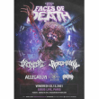 Concert Avocado Booking presents: Rising Merch Faces Of Death Tour 2021