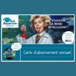 Billet Pass saison 2021 à LUSSAULT SUR LOIRE @ Aquarium de Touraine - Billets & Places