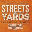 Concert STREETS & YARDS à NANTES @ STEREOLUX - Billets & Places