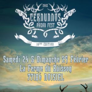 CERNUNNOS PAGAN FEST - Pass 2 Jours @ La Ferme du Buisson - NOISIEL