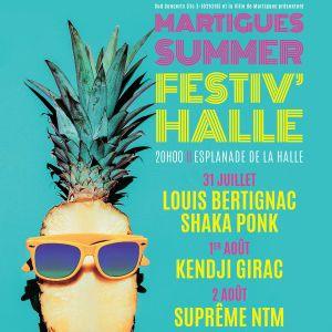 Martigues Summer Festiv'halle Kendji Girac + 1Ere Partie