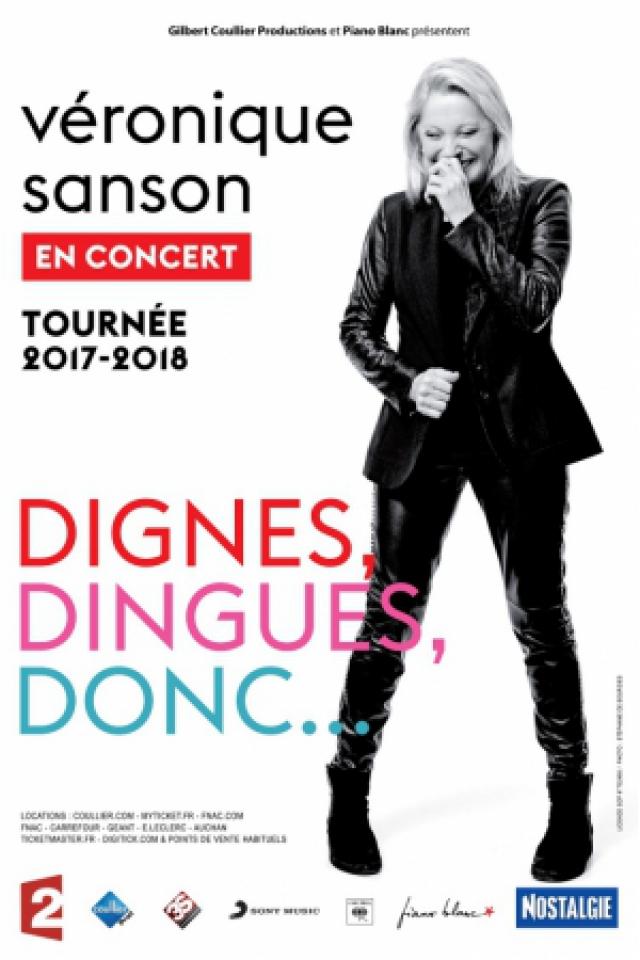 VERONIQUE SANSON @ Zénith - ST ETIENNE