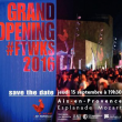Soirée GRAND OPENING #FTWKS 2016 à AIX-EN-PROVENCE @ ESPLANADE MOZART - Billets & Places