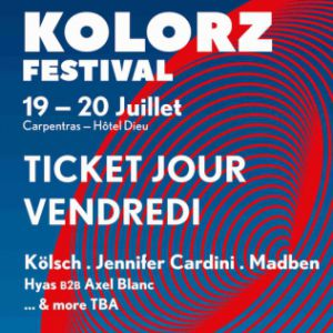 Kolorz Festival - Été 2019 - Vendredi