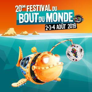 Bout Du Monde 2019 - Samedi 3 Août