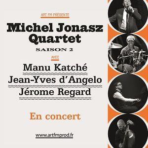 MICHEL JONASZ - QUARTET @ Le Corum - MONTPELLIER