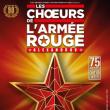 Concert LES CHOEURS DE L'ARMEE ROUGE