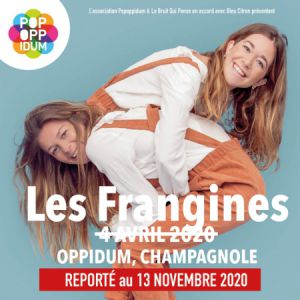 Popoppidum 2020 - Les Frangines + Jule
