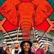 Affiche London afrobeat collective
