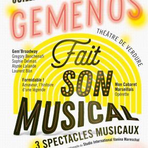 GEM'BROADWAY @ Théâtre de Verdure - Gemenos