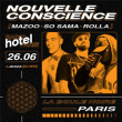 Concert NOUVELLE CONSCIENCE à PARIS @ La Boule Noire - Billets & Places