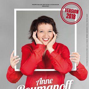 ANNE ROUMANOFF @ Le Liberté - RENNES