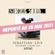 Concert SEBASTIAN - LIVE