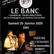 Théâtre LE BANC