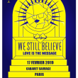 Concert We Still Believe : The Black Madonna + Kiddy Smile dj set à Paris @ Cabaret Sauvage - Billets & Places