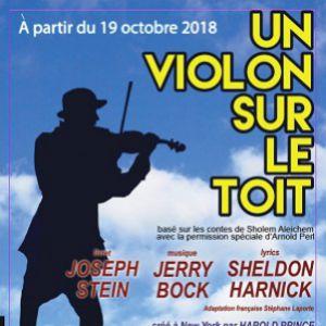 UN VIOLON SUR LE TOIT @ THÉÂTRE LE 13ÈME ART - PARIS