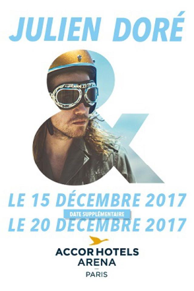 JULIEN DORE @ ACCORHOTELS ARENA - PARIS 12