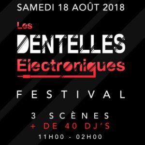LES DENTELLES ELECTRONIQUES @ BASE DE LOISIRS VAL DE RIOT - CAUDRY