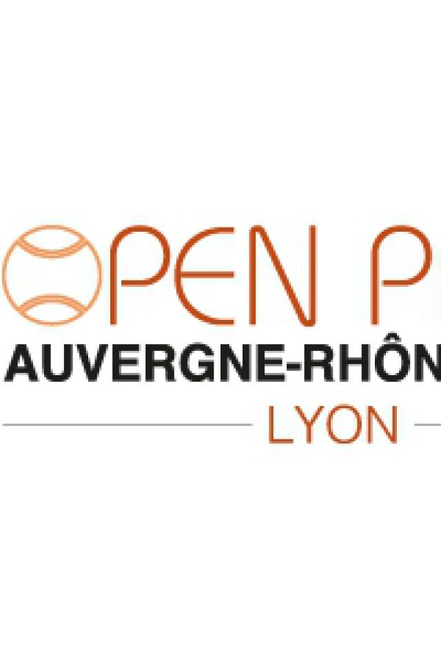 OPEN PARC AUVERGNE-RHONE-ALPES - LUNDI