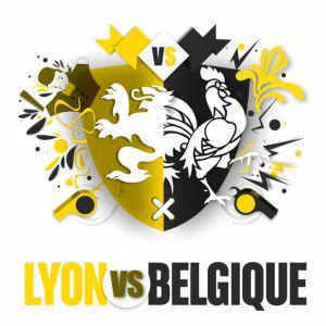 Match D'improvisation - Lyon Vs Belgique